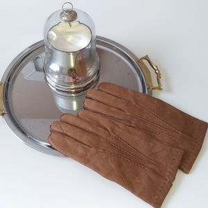Other - 🍒Leather Mens gloves size M